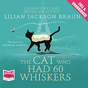 The Cat Who Had 60 Whiskers Audiobook