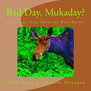Bad Day, Mukaday?: Whimsical Tales From the Wild Hearts (Volume 13) by Paddy Lynn (2016-07-12)