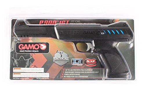 Gamo 611102954-IGT Air Pistol 0.177cal,400fps w/Fiber Optic