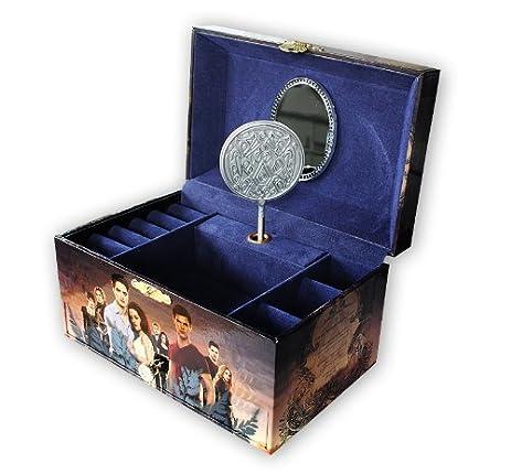 Amazoncom Twilight Breaking Dawn Musical Jewelry Box Bellas