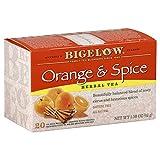 Bigelow Tea Orange and Spice Tea, 20 ct