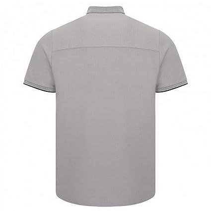 Liverpool FC Waffle - Polo para Hombre, Color Gris - Gris - X ...
