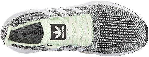 Adidas Mænds Hurtig Løbesko Aero Grønne S, Ftwr Hvid, Kerne Sort