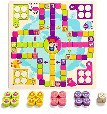 Ludo Juguetes para niños, Juguetes educativos para niños, Juegos ...