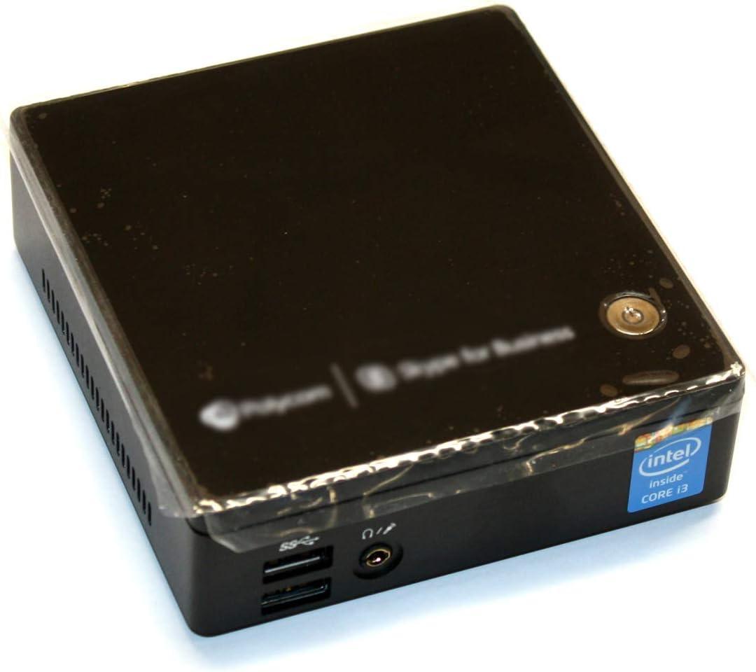 GigaByte Brix Mini PC Computer Core i3-5010U 8GB Ram 120GB SSD Windows 10 Pro GB-BXi3-5010 (Renewed)