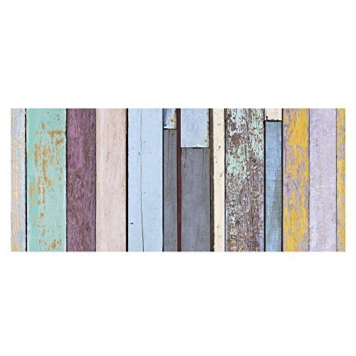 Bungalow Flooring 204962932560 Colored Weathered Wood Fau...