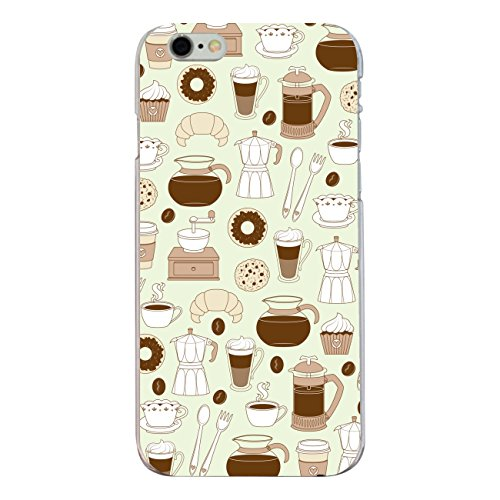 "Disagu SF-sdi-4336_1150#zub_cc6146 Design Schutzhülle für Apple iPhone 6S - Motiv ""Kaffee 03"""