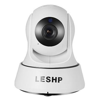 sweepid Smart WiFi 720 p Cámara IP Fácil Home Monitoring Alarma de Mensaje Visión Nocturna Detección