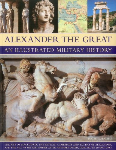 a brief history of the military brilliance of alexander the great of macedonia Alexander the great was the king of macedonia or ancient greece he is considered one of the greatest military commanders in history when did alexander the great live alexander the great was born on july 20, 356 bc he died at the young age of 32 in 323 bc having accomplished much in his short.
