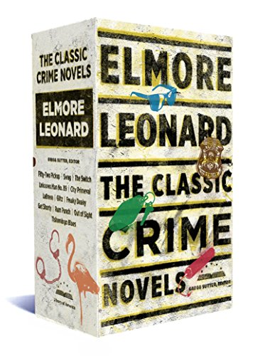 Rum Punch - Elmore Leonard: The Classic Crime Novels: A Library of America Boxed Set
