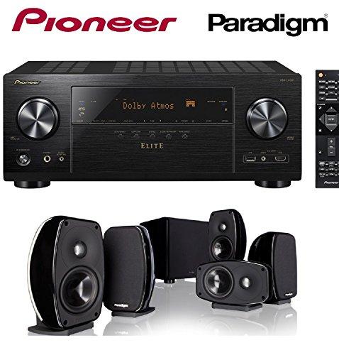 Pioneer-Elite-112-Channel-Class-D3-Network-AV-Receiver-Black-SC-LX901-Paradigm-Cinema-100-CT-51-Home-Theater-System-Bundle