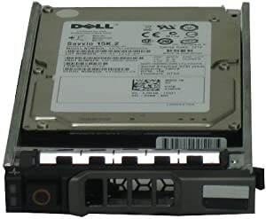 "Dell 4HGTJ 600GB 15K SAS 2.5"" 12Gb/s Hard Drive with 13TH Generation Tray"