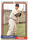 2017 Topps Archives Baseball #273 Ted Williams Red Sox