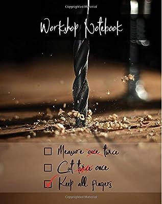 Workshop Notebook 5x5 Graph Paper Sketchbook Plan Journal For Diy