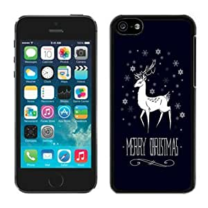 MMZ DIY PHONE CASEIndividualization iphone 6 plus 5.5 inch TPU Case Merry Christmas Black iphone 6 plus 5.5 inch Case 5
