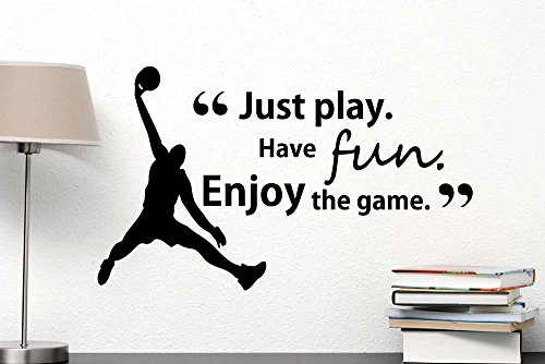 motivational basketball inspired Lettering decoration product image