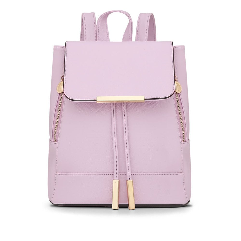 0f96870dc6 MSZYZ sig.ra zaino in primavera e in estate tutto-corrispondono agli  studenti borsa 2018 ultime fashion girls piccolo zaino,colore  lilla,24x16,5x29cm: ...