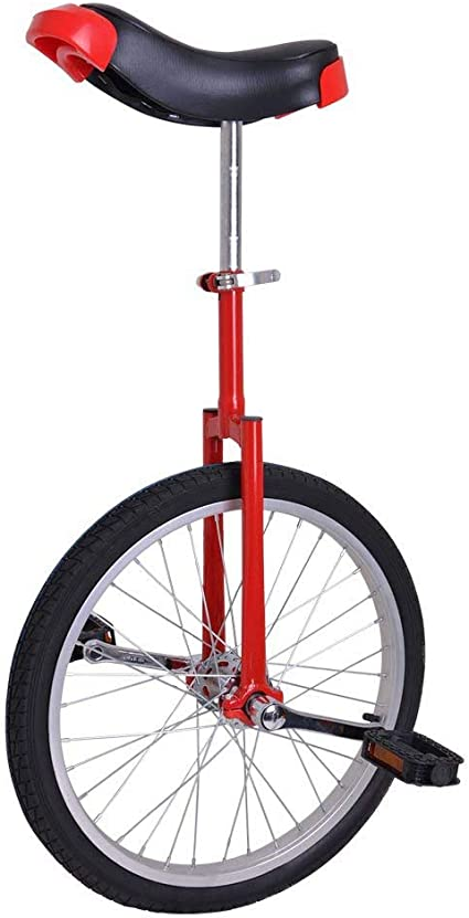 """Unicycle Wheel Free Stand for 16/"""" to 20/"""" Wheel Cycling Mountain Tire Display"""