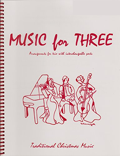 Music for Three,Traditional Christmas Favorites - Keyboard or (Merry Christmas Music Download)