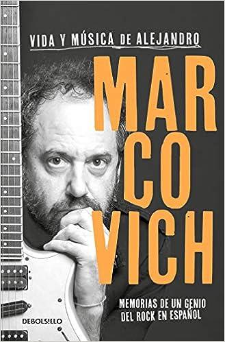 Vida y música de Alejandro Marcovich: Vida y música de Alejandro Marcovich: 9786073171519: Amazon.com: Books