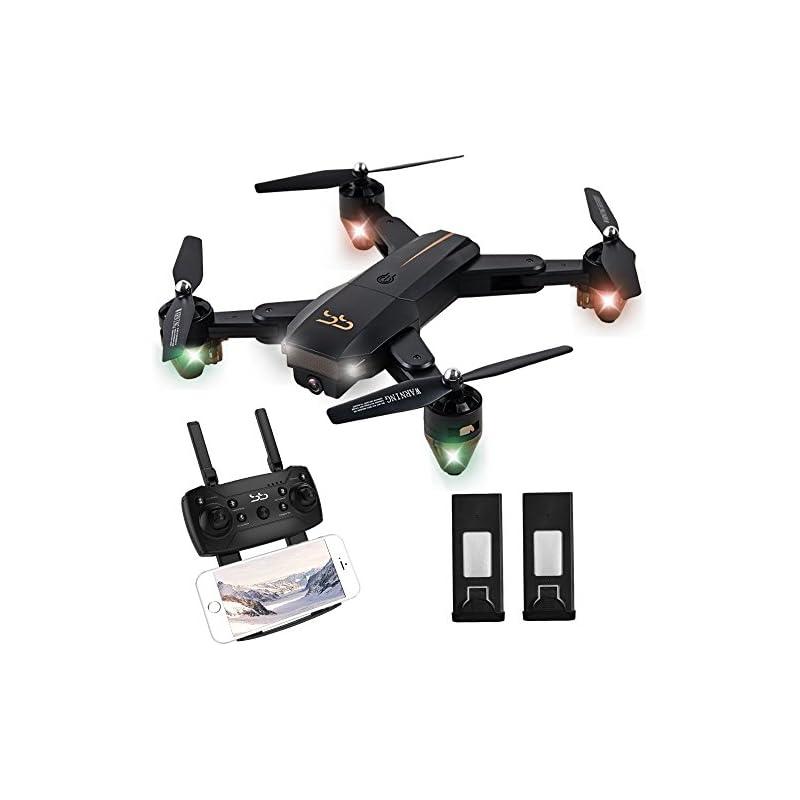 ScharkSpark Drone Thunder Camera Live Vi
