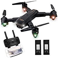 ScharkSpark Drone Thunder with Camera Live Video, RC...