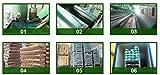 Didaoffle 70% Sunblock Shade Net Green UV