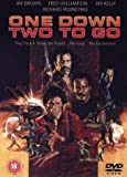One Down, Two To Go [DVD]