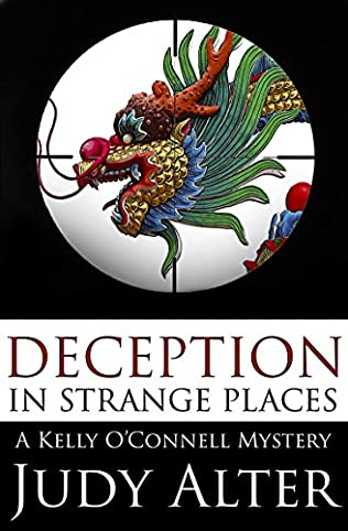 book cover of Deception in Strange Places