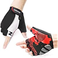 Zookki Cycling Gloves Mountain Bike Gloves Road Racing...