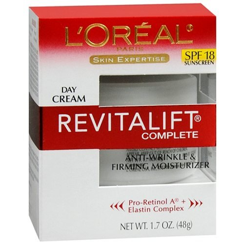 L'Oreal Paris Revitalift Face and Neck Anti-Wrinkle and F...