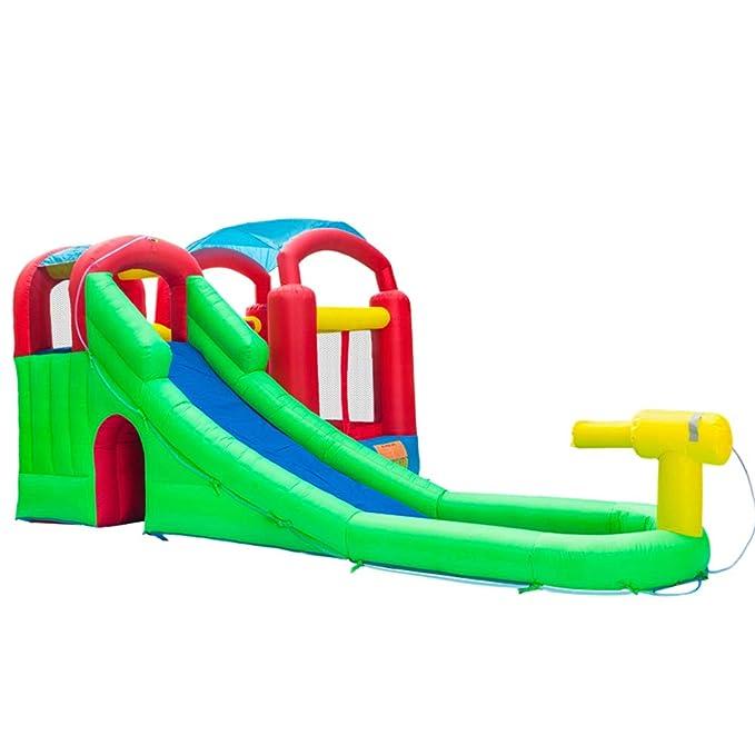 Amazon.com: Bounce House - Bounce hinchable y deslizador de ...