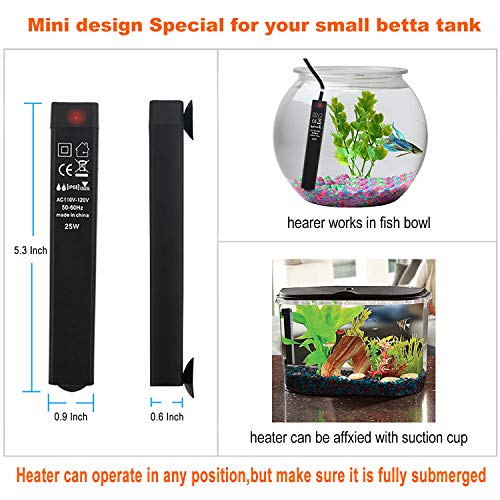 Buy water heater for betta fish
