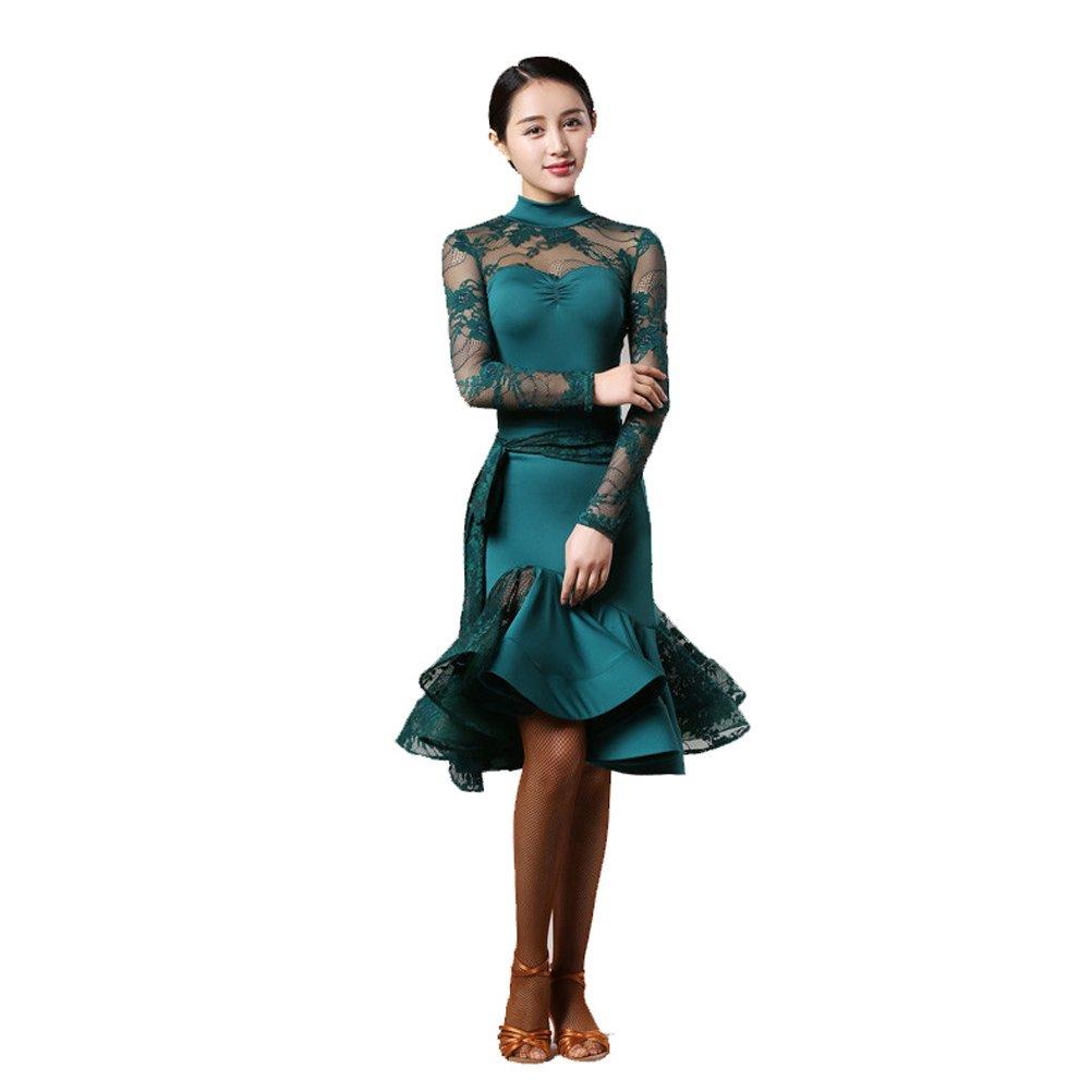 YILINFEIER DRESS レディース B071F82ST8 グリーン Small