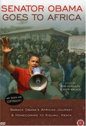 DVD : Barack Obama - Senator Obama Goes To Africa (Widescreen)