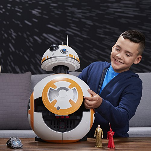 Star Wars Force Link BB-8 2-in-1 Mega Playset including Force Link JungleDealsBlog.com