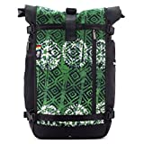 Ethnotek Raja Stylish Travel Backpack | Hand Woven Fabric | Ghana 20