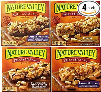 nature valley sweet and salty nut - 8