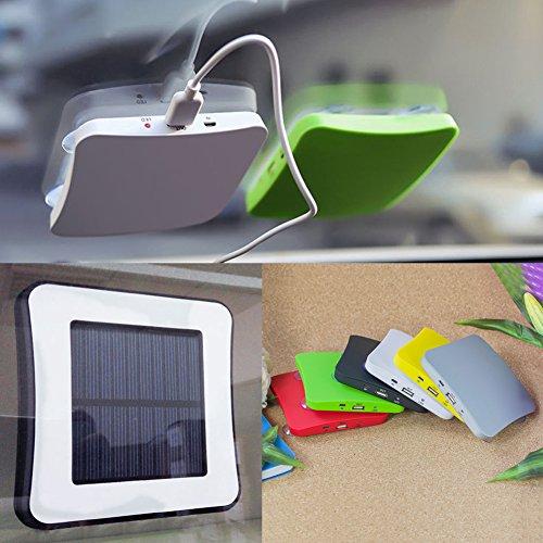 Panel de cargador solar para teléfono con ventana, cargador ...