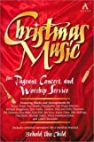 Christmas Music, Tom Fettke, 0834195720