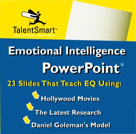 Emotional Intelligence PowerPoint: Travis Bradberry, Jean Greaves