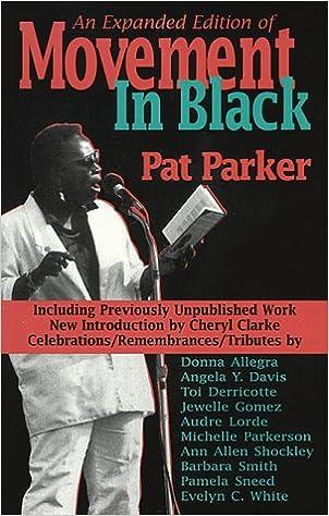 Movement in Black: Parker, Pat: 9781563411083: Amazon.com: Books