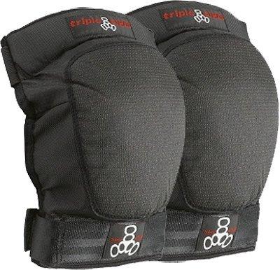 Triple Eight D-Tec Knee Pad [Large] Black