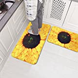 SweetHome Sunflower Comfort Carpet Suitable For