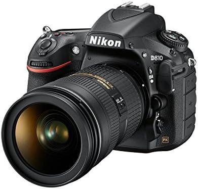 Nikon D810 AF-S 24-120mm f/4 VR Kit Juego de cámara SLR 36,3 MP ...