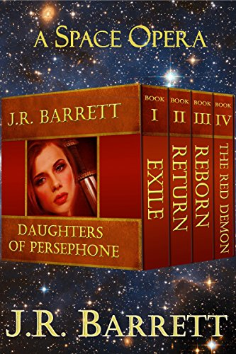Daughters of Persephone: A Space Opera