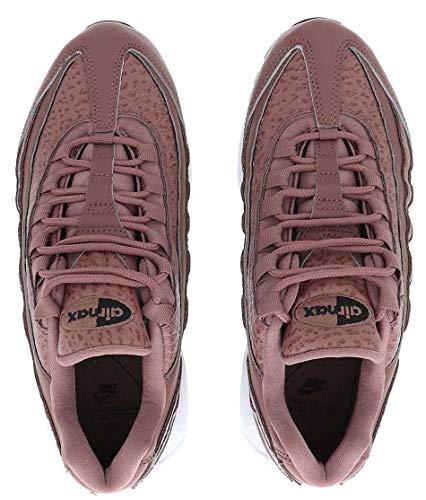 Multicolor red Sepia Mauve Air Mujer 001 Para smokey Lea Wmns Nike Zapatillas Max 95 smokey Mauve pAnC8FO