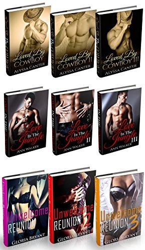 Wild Love Book Romance Box ebook product image
