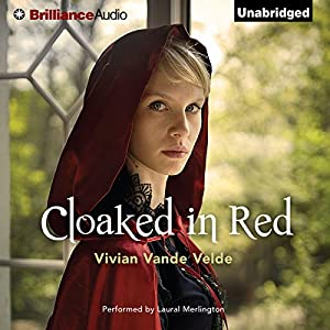 Cloaked in Red Hörbuch