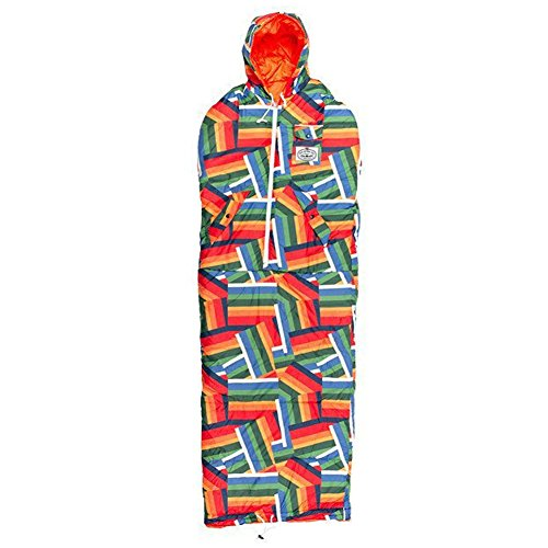 Poler: The Napsack Wearable Sleeping Bag - Pendleton Crater Lake Medium (634017-MLT-M)
